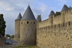 Anjodi - Carcassonne - Towers and Cars