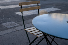 Lune De Miel - Cafe Chair