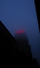 Manhattan - Foggy New Yorker