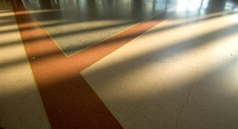 South Station - Shadowed Floor