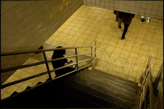 Subway - Stairs